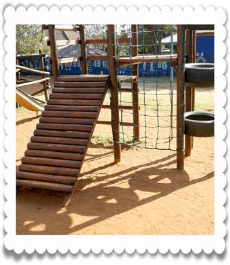 Playground at Ouma Oumi Pre-School
