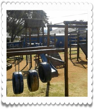 Playground Ouma Oumi Pre-School