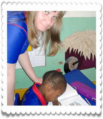 Teacher at Ouma Oumi Pre-School